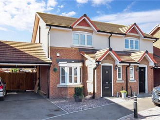 3 bed semi-detached house in Minster On Sea, Sheerness