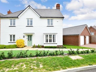 4 bed detached house in Sutton Valence, Maidstone
