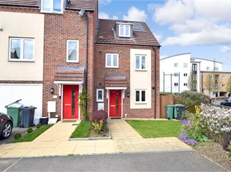 3 bed end of terrace house in Loose, Maidstone