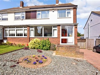 3 bed semi-detached house in Istead Rise