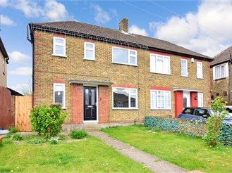 3 bed semi-detached house in Strood, Rochester