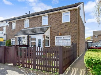 2 bed end of terrace house in Maidstone