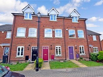3 bed town house in Wouldham, Rochester
