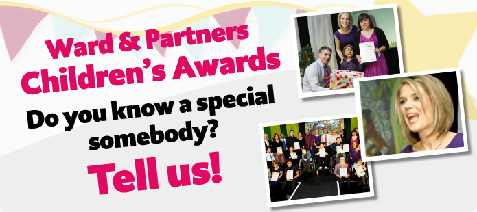 Ward & Partners Annual Childrens Awards