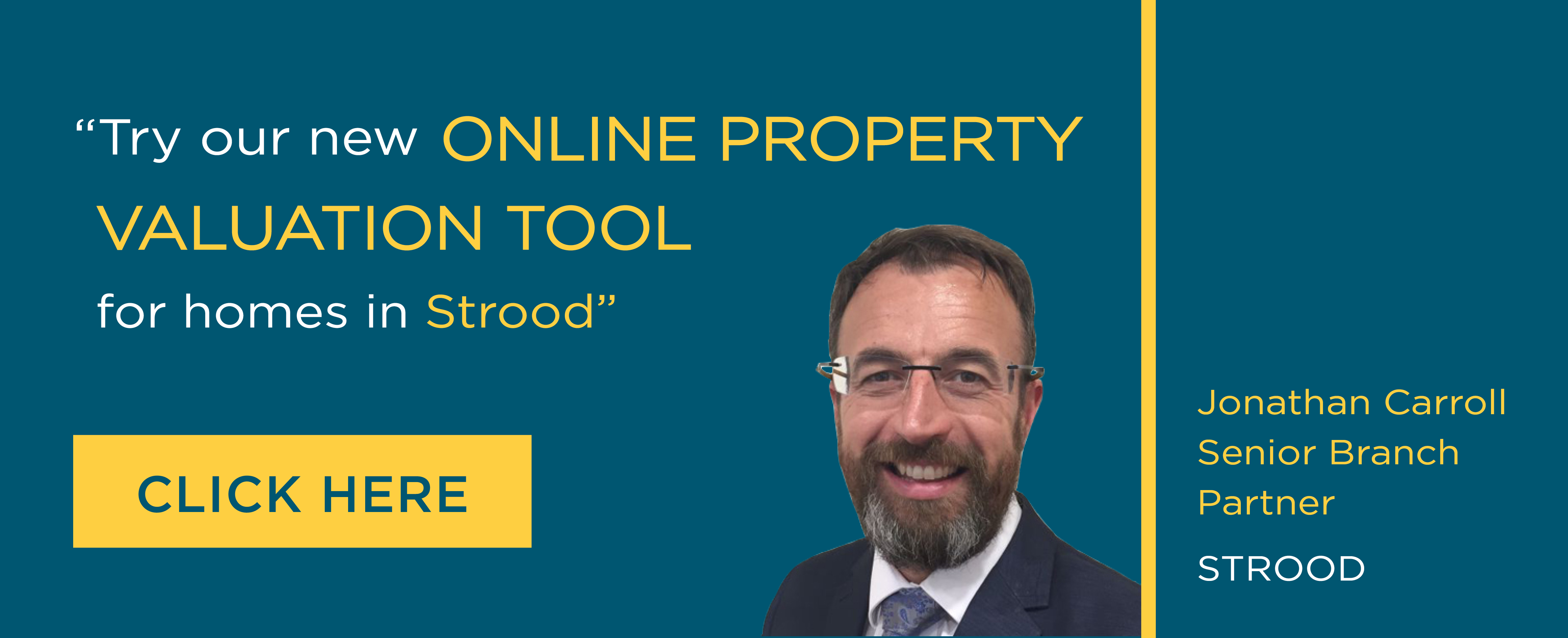Online Valuation Tool website banner Strood