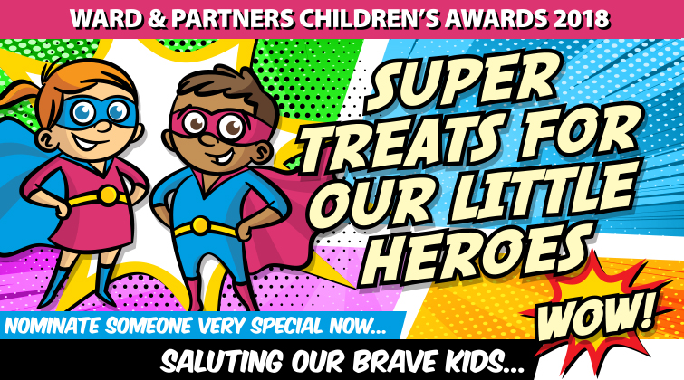 Super treats for our little heroes