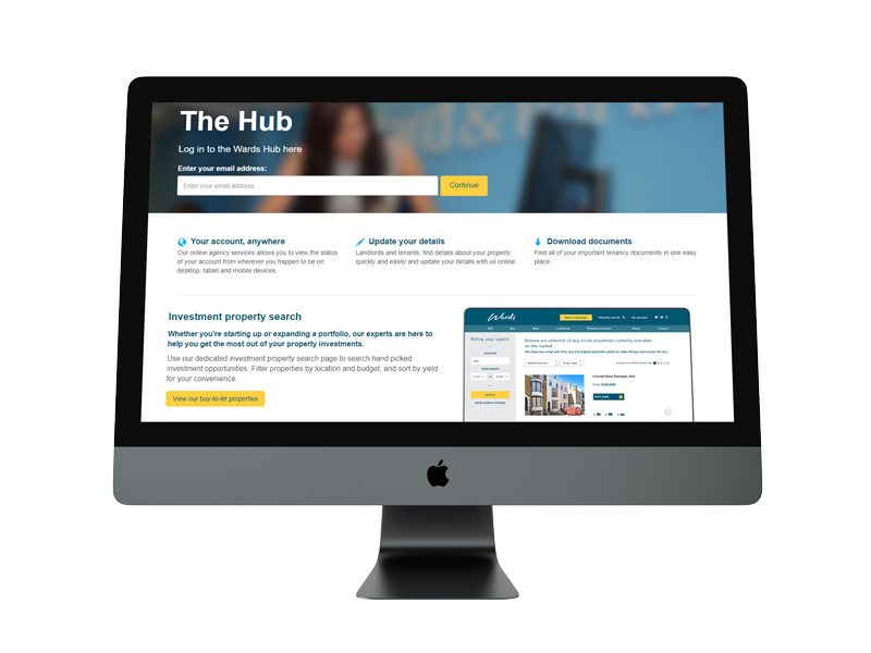 The landlord hub